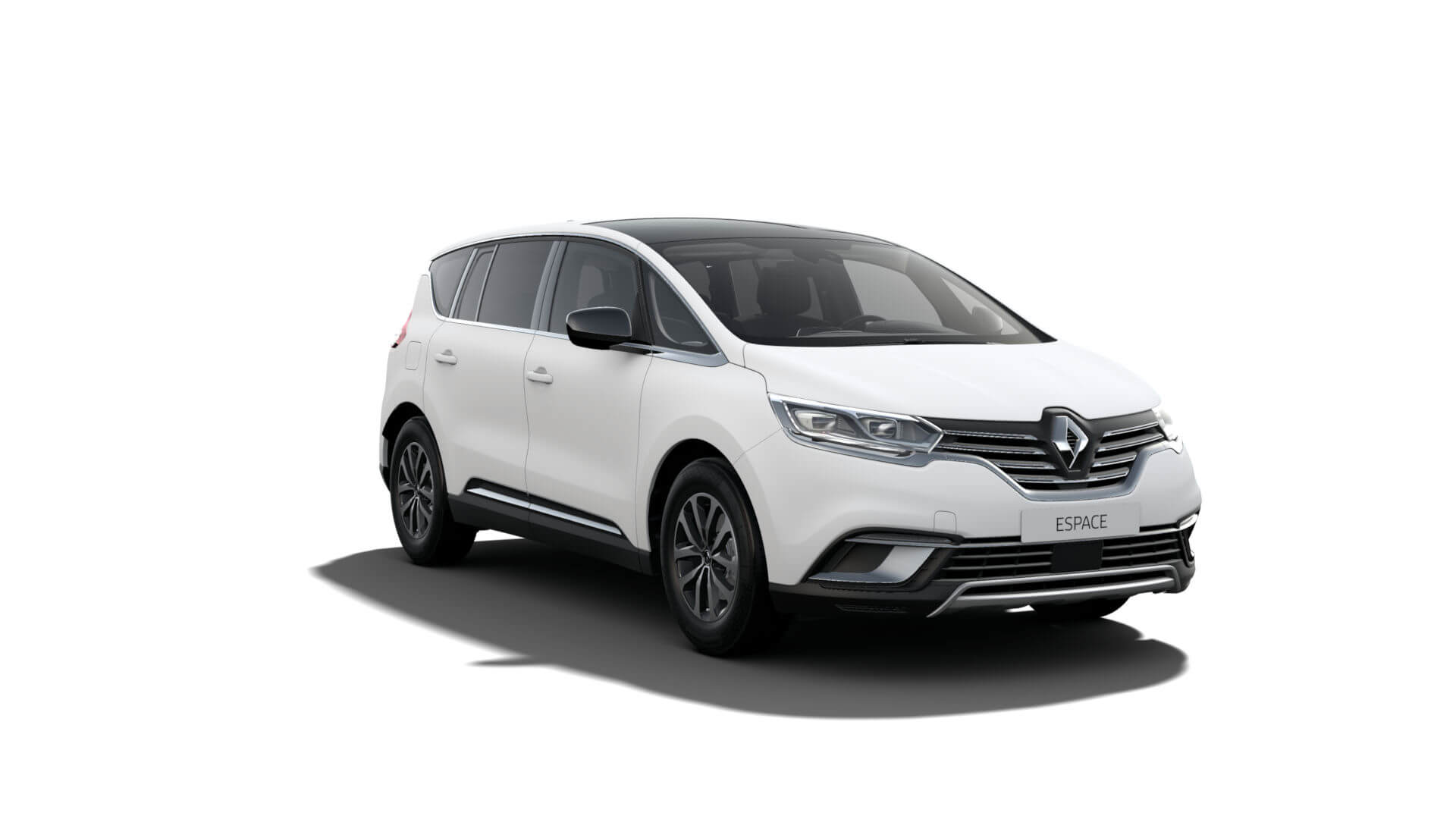 Automodell weiß - Renault Espace - Renault Ahrens Hannover