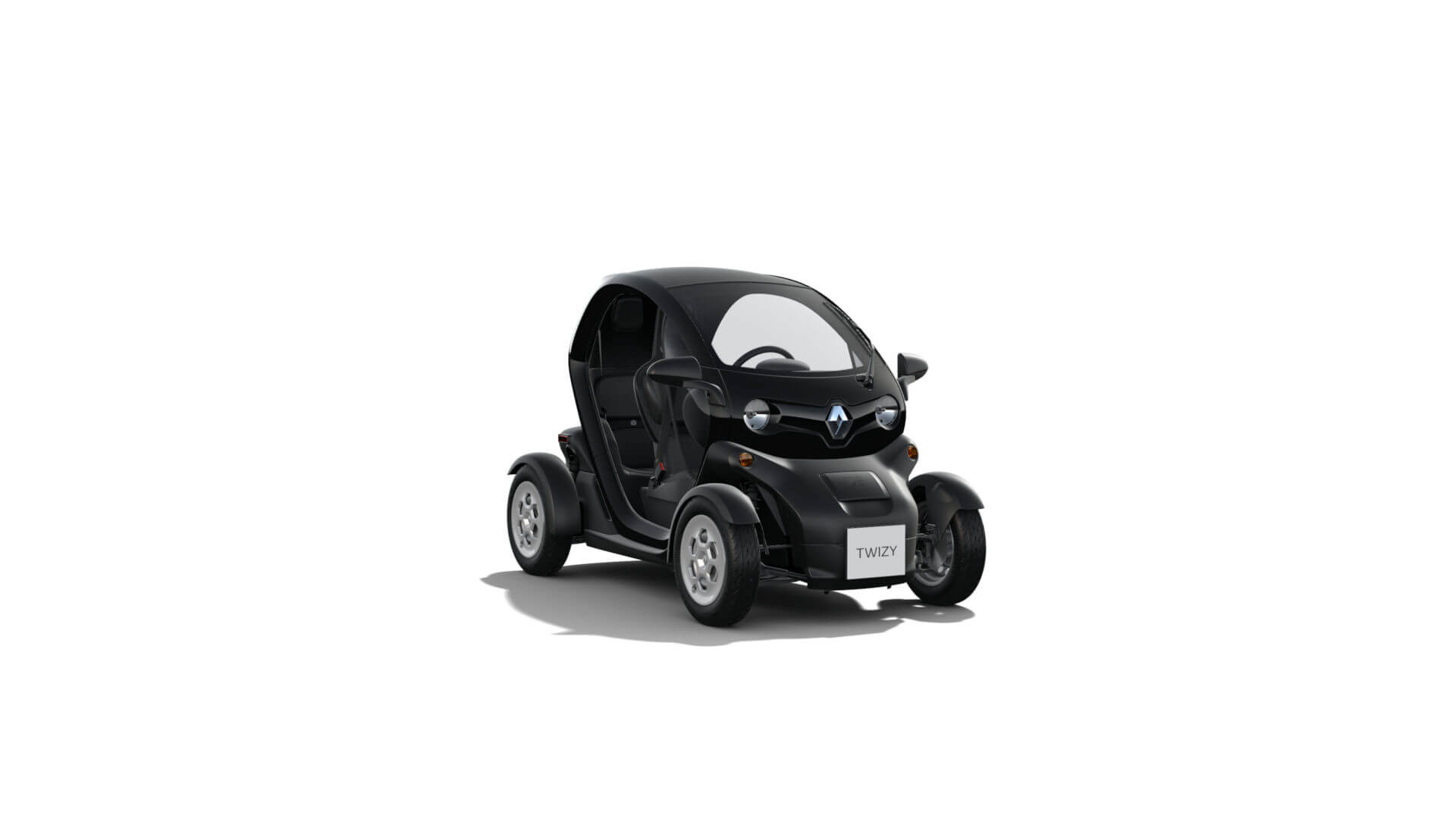 Automodell schwarz - Renault Twizy - Renault Ahrens Hannover