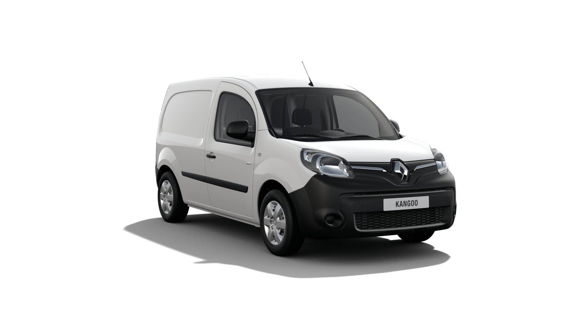 Automodell weiß - Renault Kangoo NFZ - Renault Ahrens Hannover