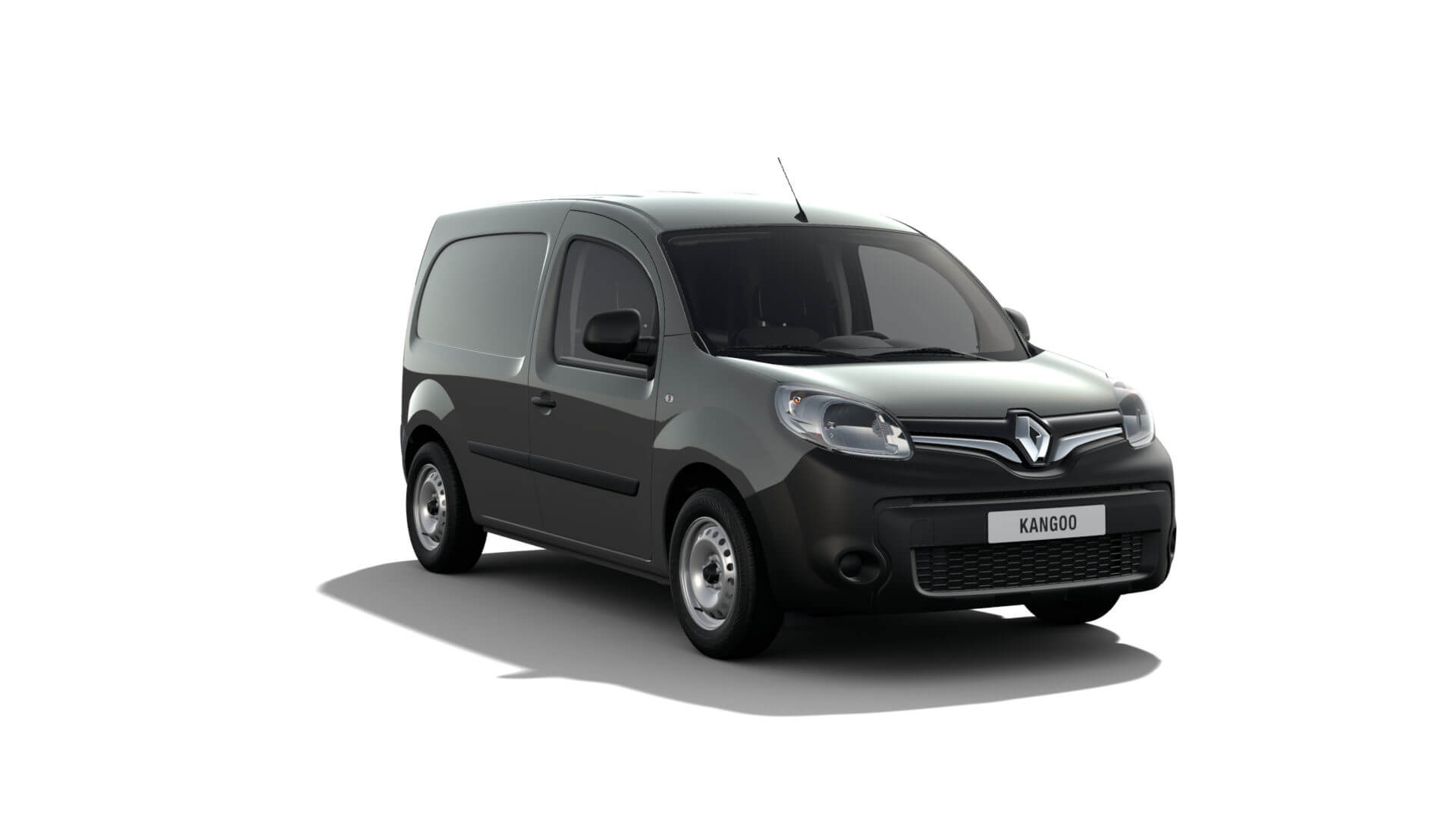 Automodell Anthrazit - Renault Kangoo NFZ - Renault Ahrens Hannover