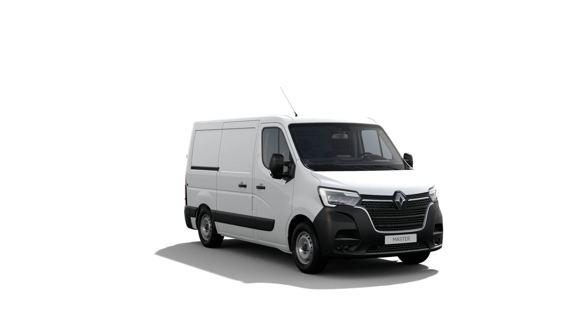 Automodell Sprinter weiß - Renault NFZ Master - Renault Ahrens Hannover