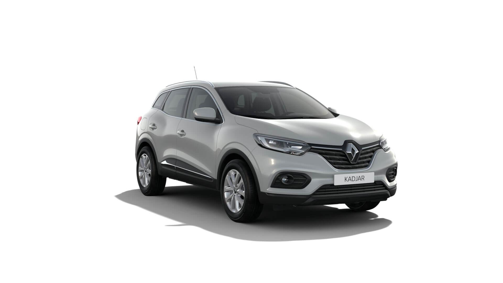 Automodell grau - Renault Kadjar - Renault Ahrens Hannover