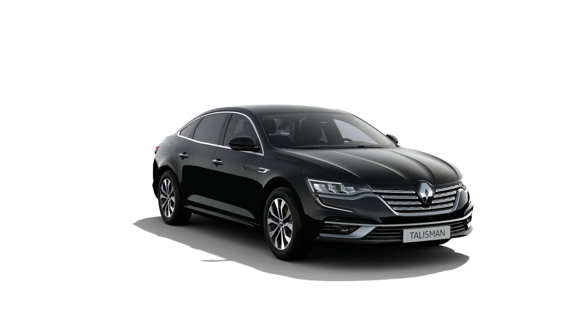 Automodell schwarz - Renault Talisman - Renault Ahrens Hannover