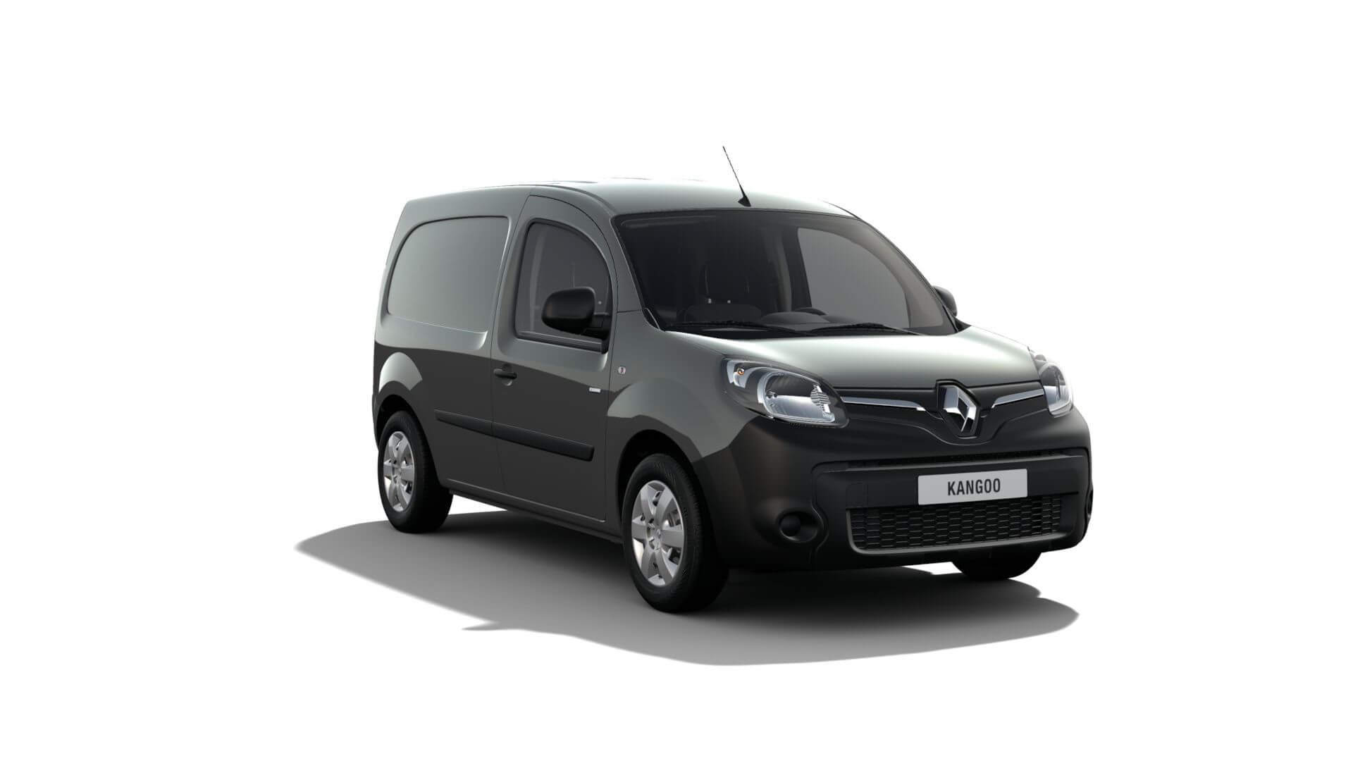 Automodell dunkelgrau - Renault Kangoo NFZ - Renault Ahrens Hannover