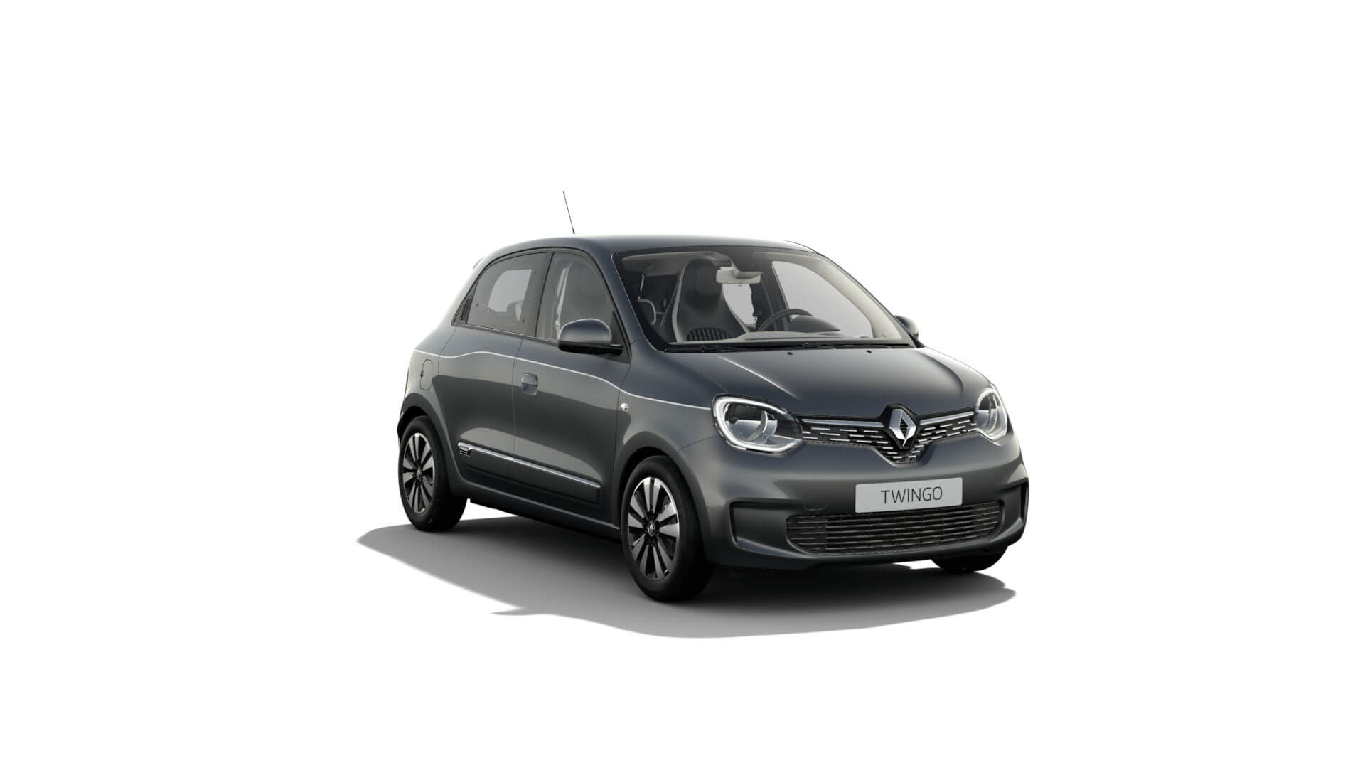 Automodell Anthrazit - Renault Twingo - Renault Ahrens Hannover