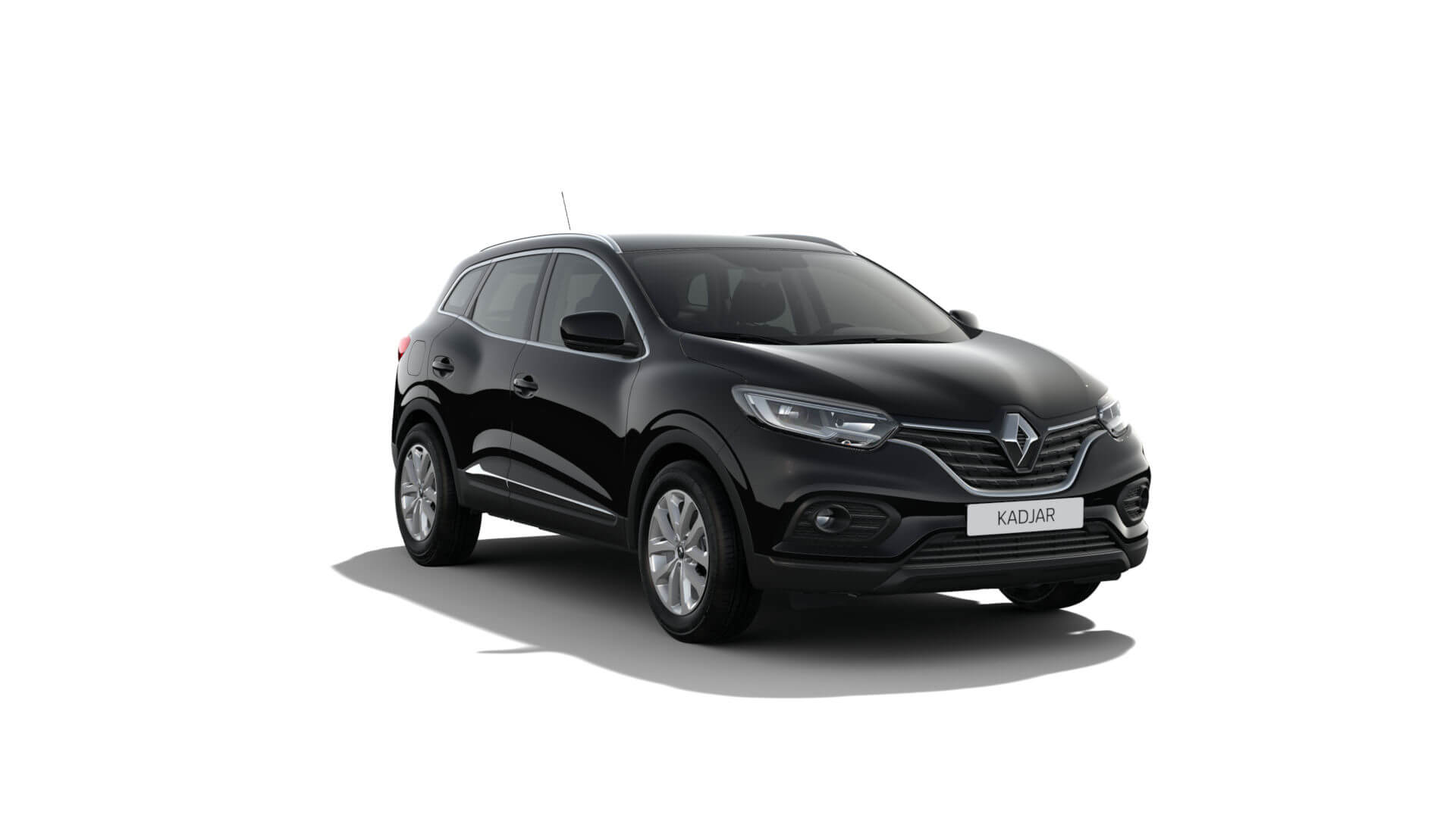 Automodell schwarz - Renault Kadjar - Renault Ahrens Hannover