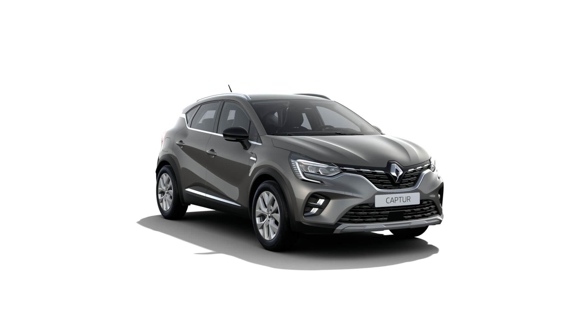 Automodell Anthrazit - Renault Captur - Renault Ahrens Hannover