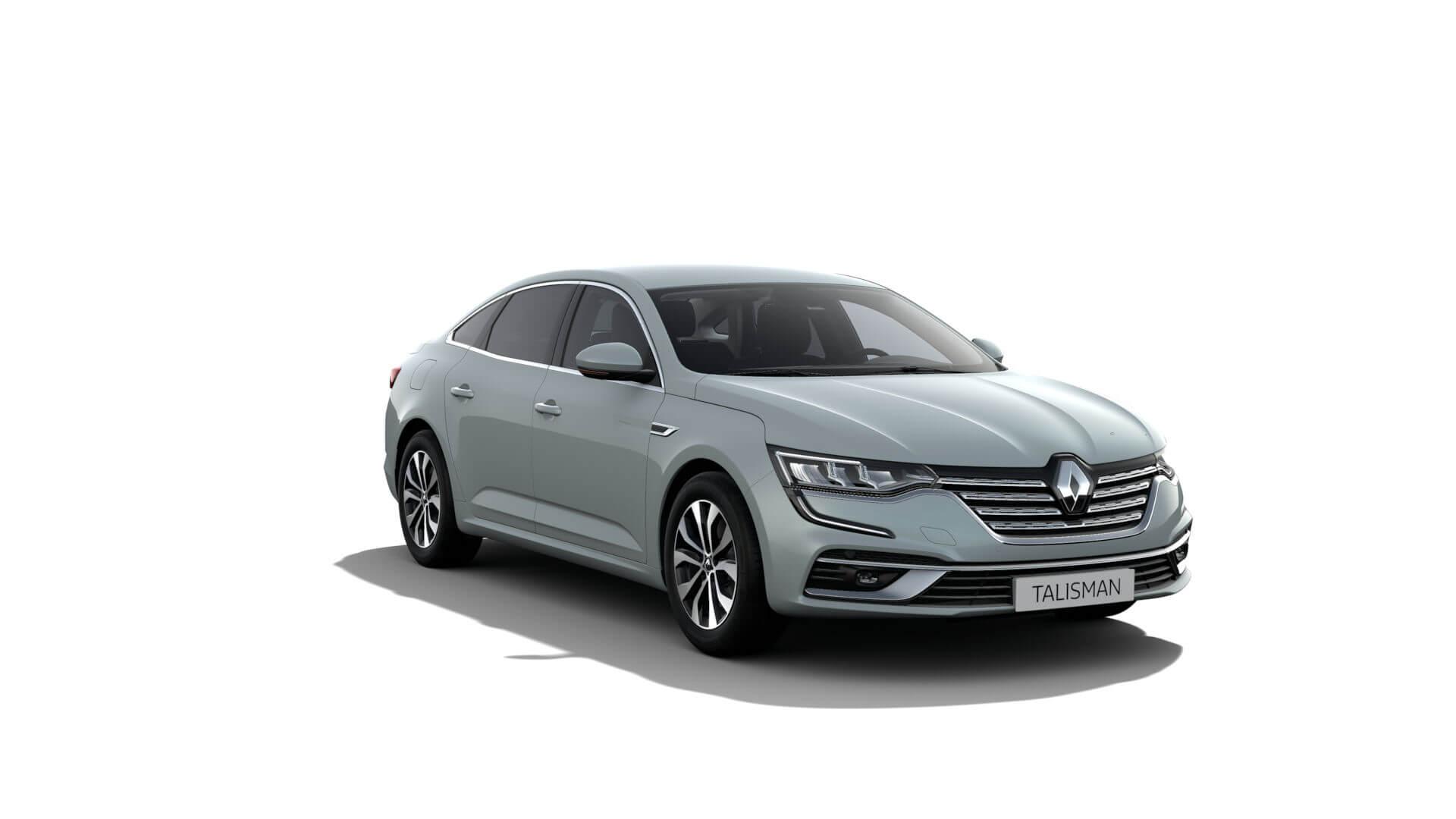 Automodell grau-türkis - Renault Talisman - Renault Ahrens Hannover
