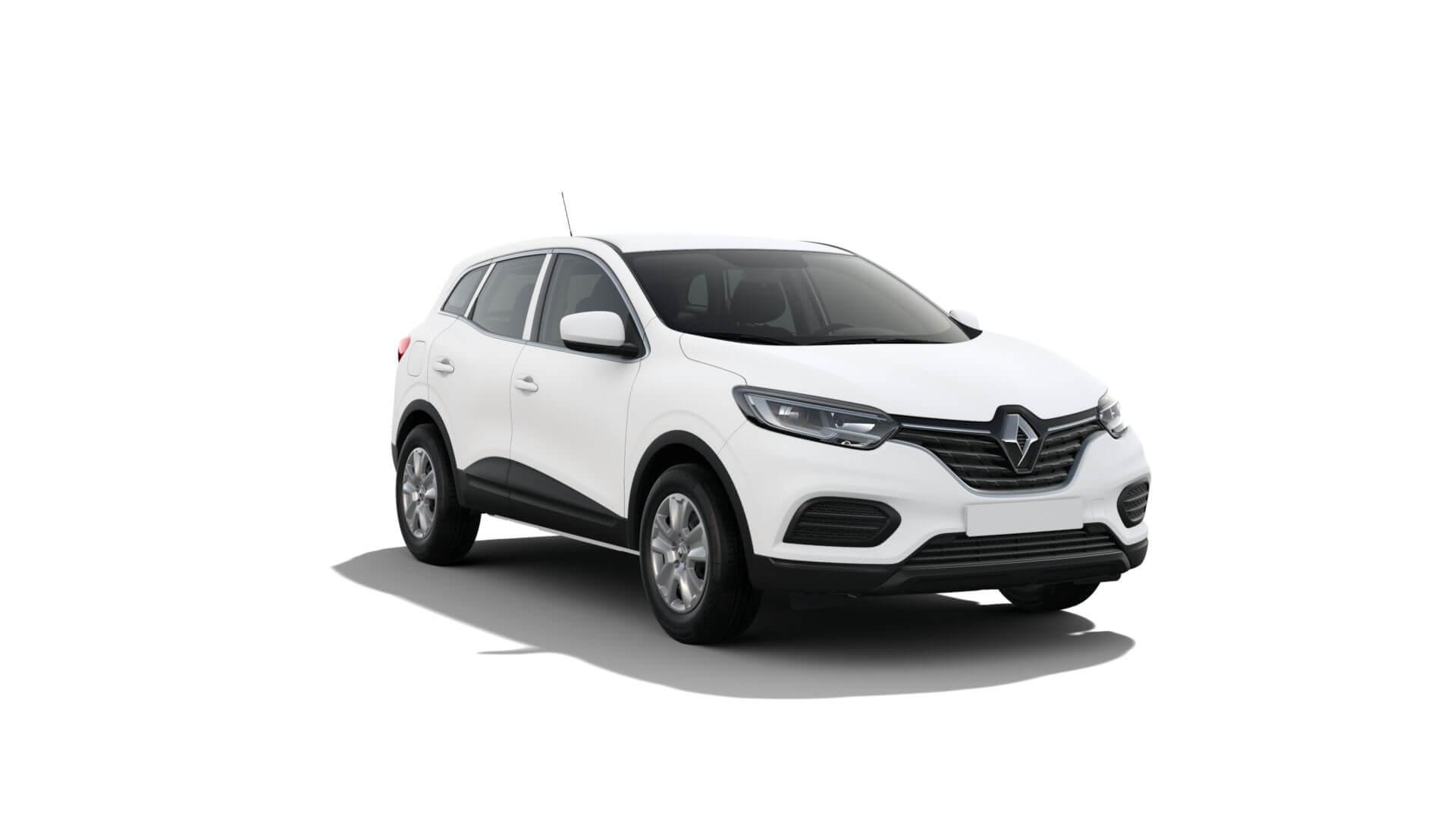 Automodell weiß - Renault Kadjar - Renault Ahrens Hannover