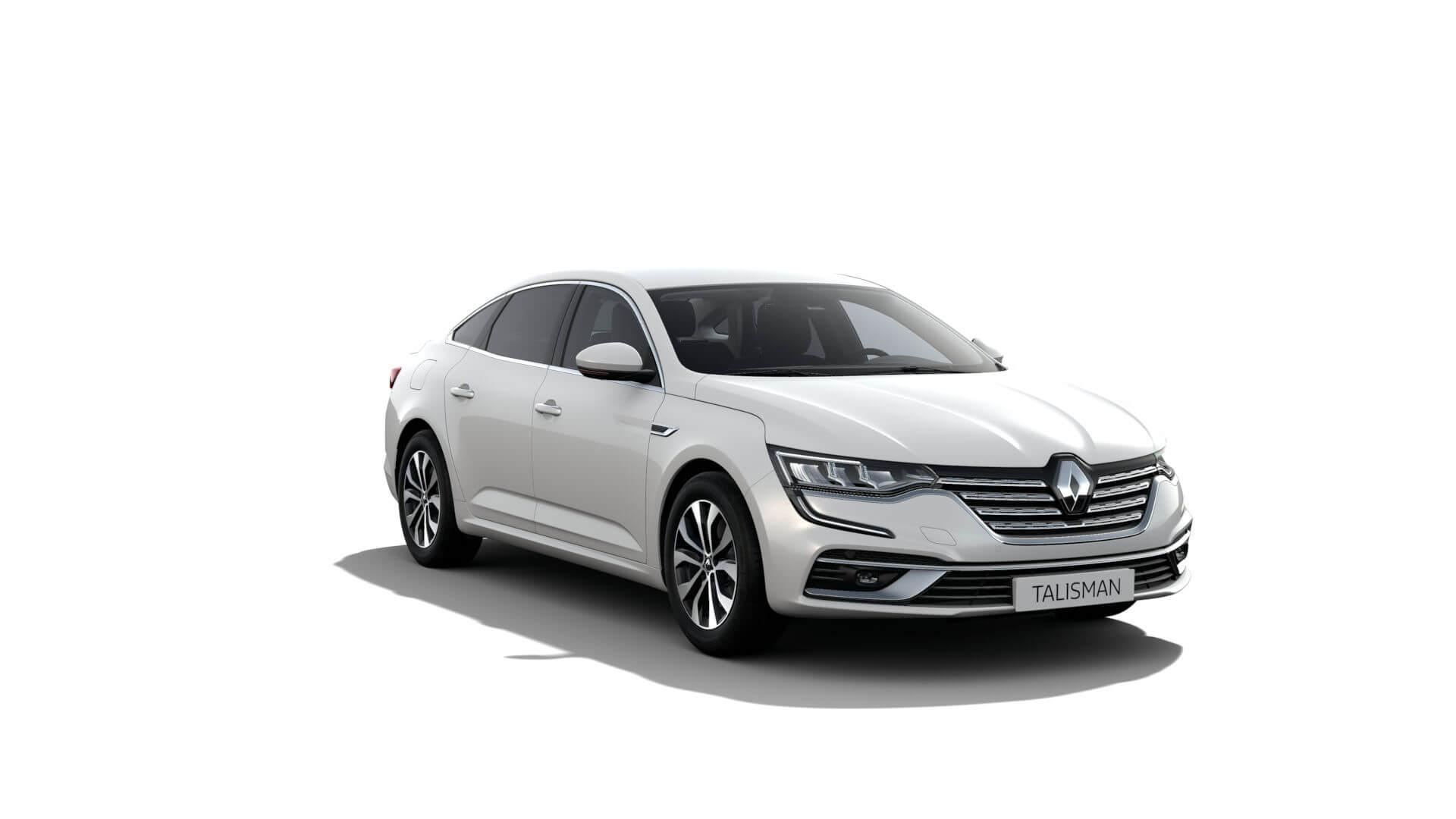 Automodell weiß - Renault Talisman - Renault Ahrens Hannover