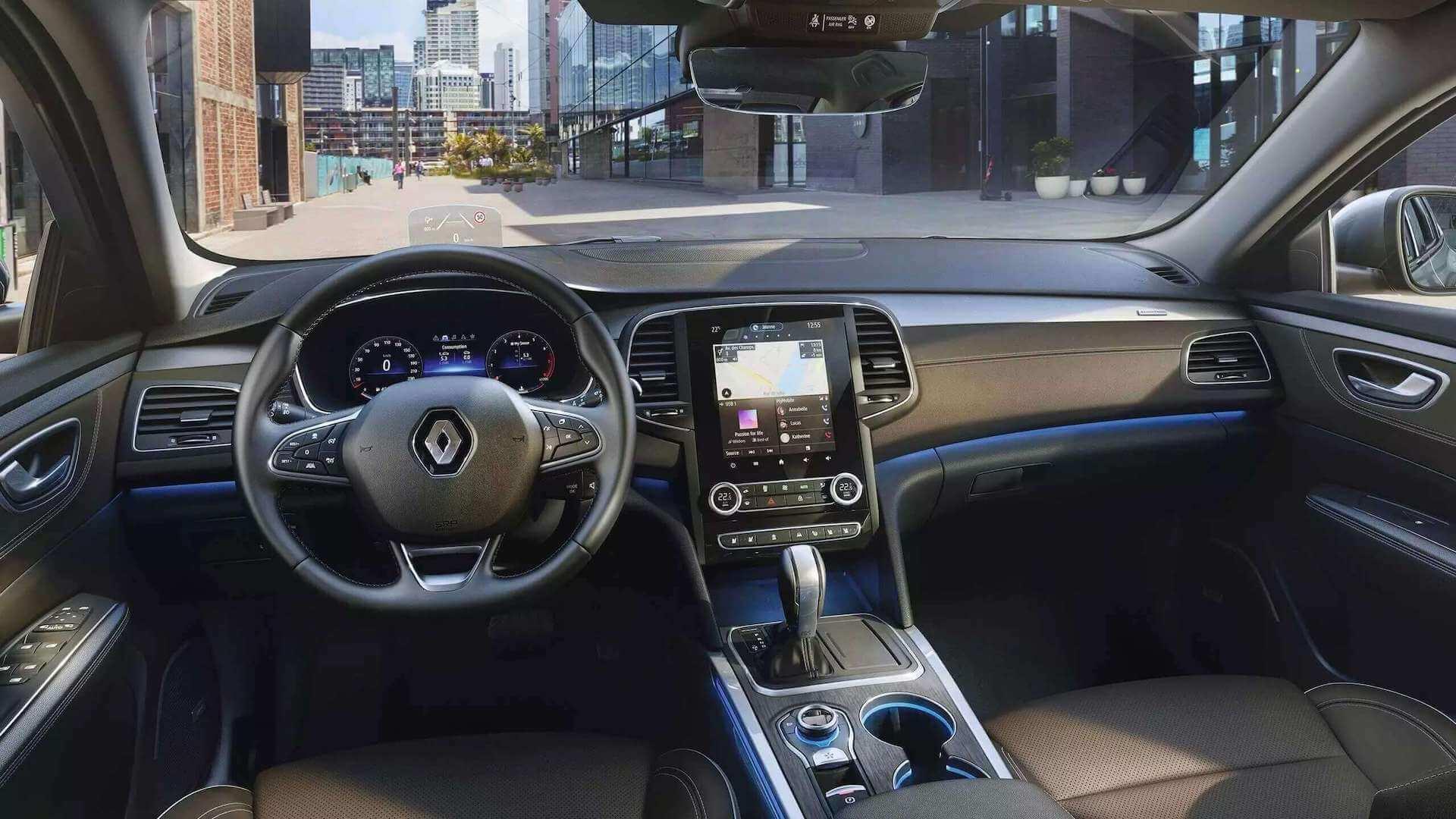 Cockpit - Auto Ansicht von innen - Renault Talisman - Renault Ahrens Hannover