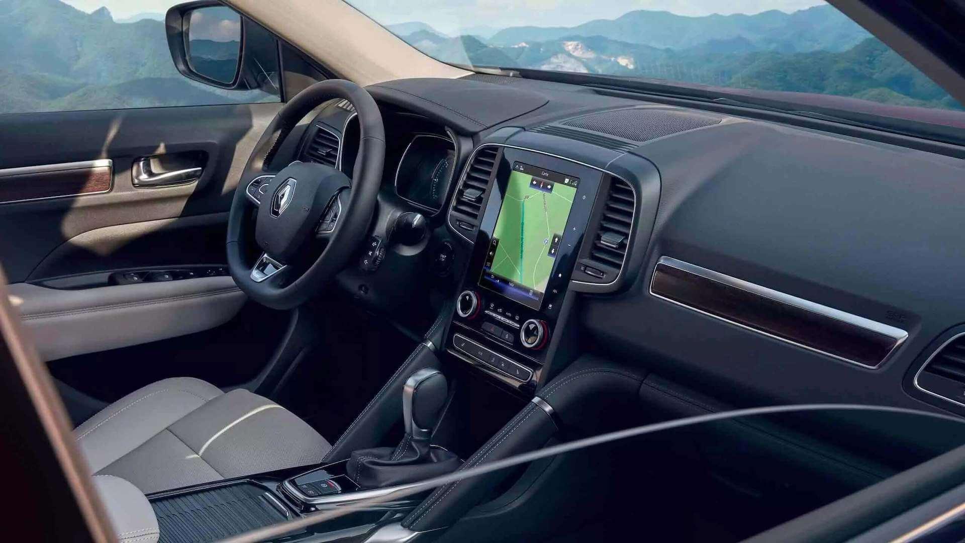 Cockpit - Auto von innen - Renault Koleos - Renault Ahrens Hannover