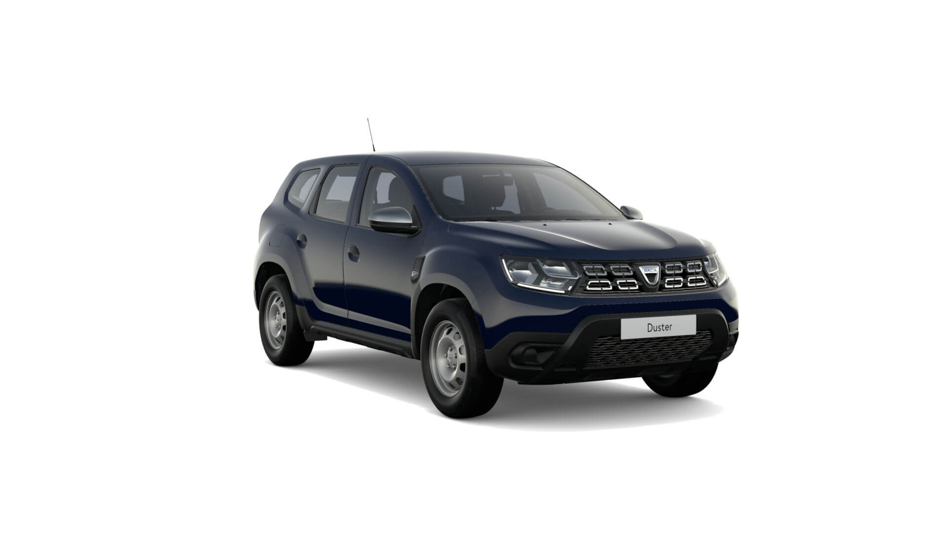 Automodell blau - Dacia Duster NFZ - Renault Ahrens Hannover