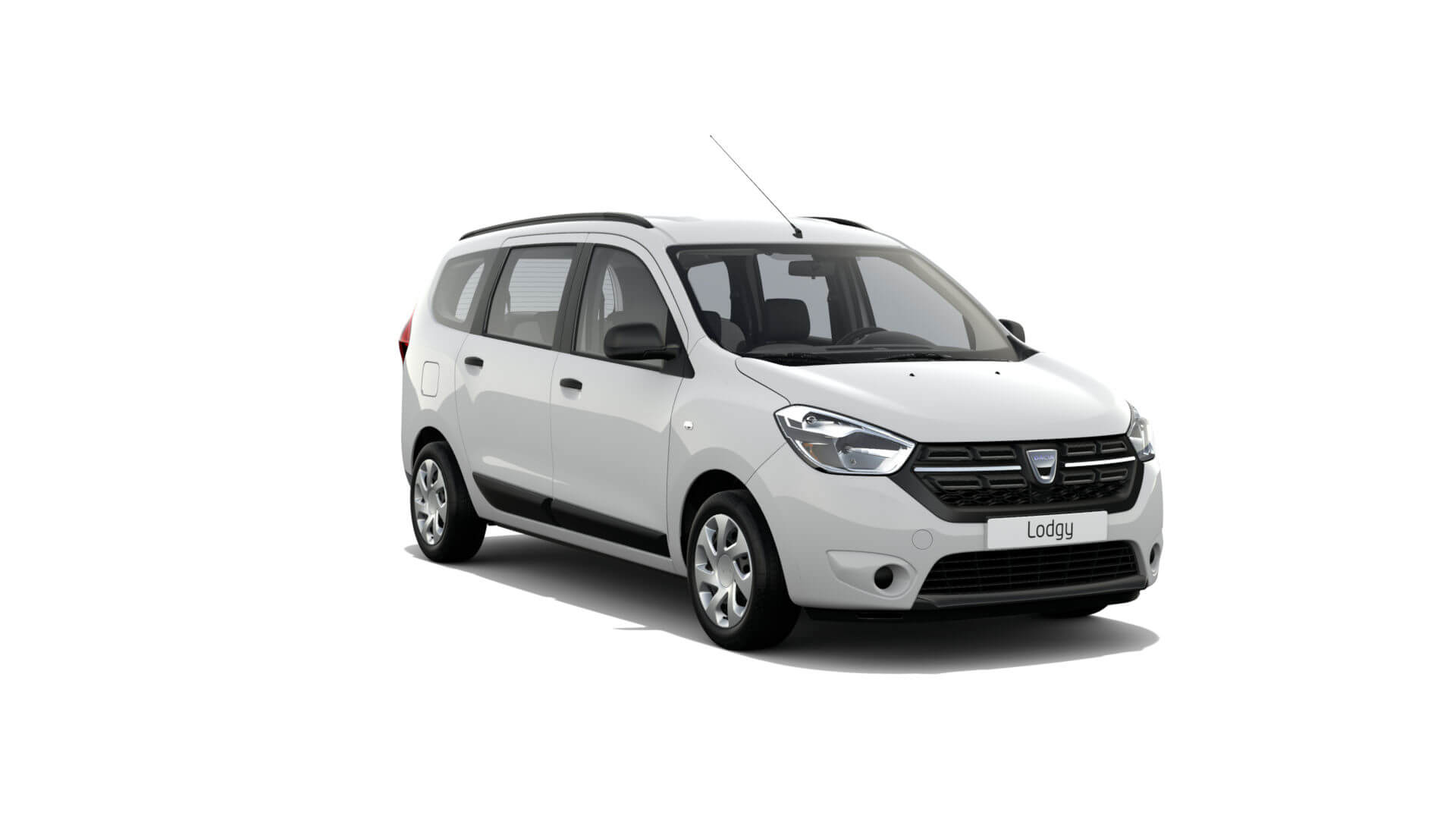 Automodell weiß - Dacia Lodgy NFZ - Renault Ahrens Hannover