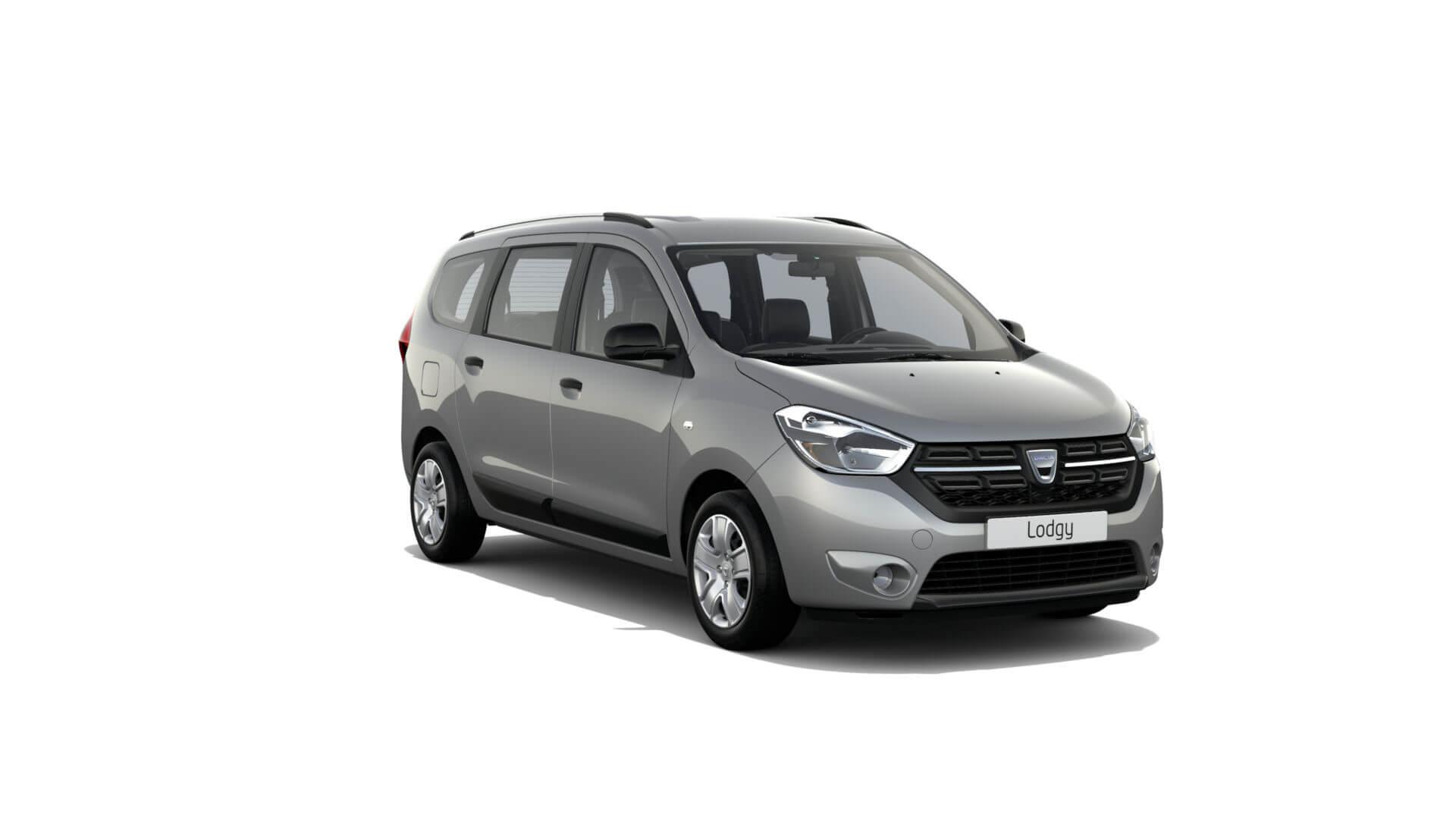 Automodell grau - Dacia Lodgy - Renault Ahrens Hannover