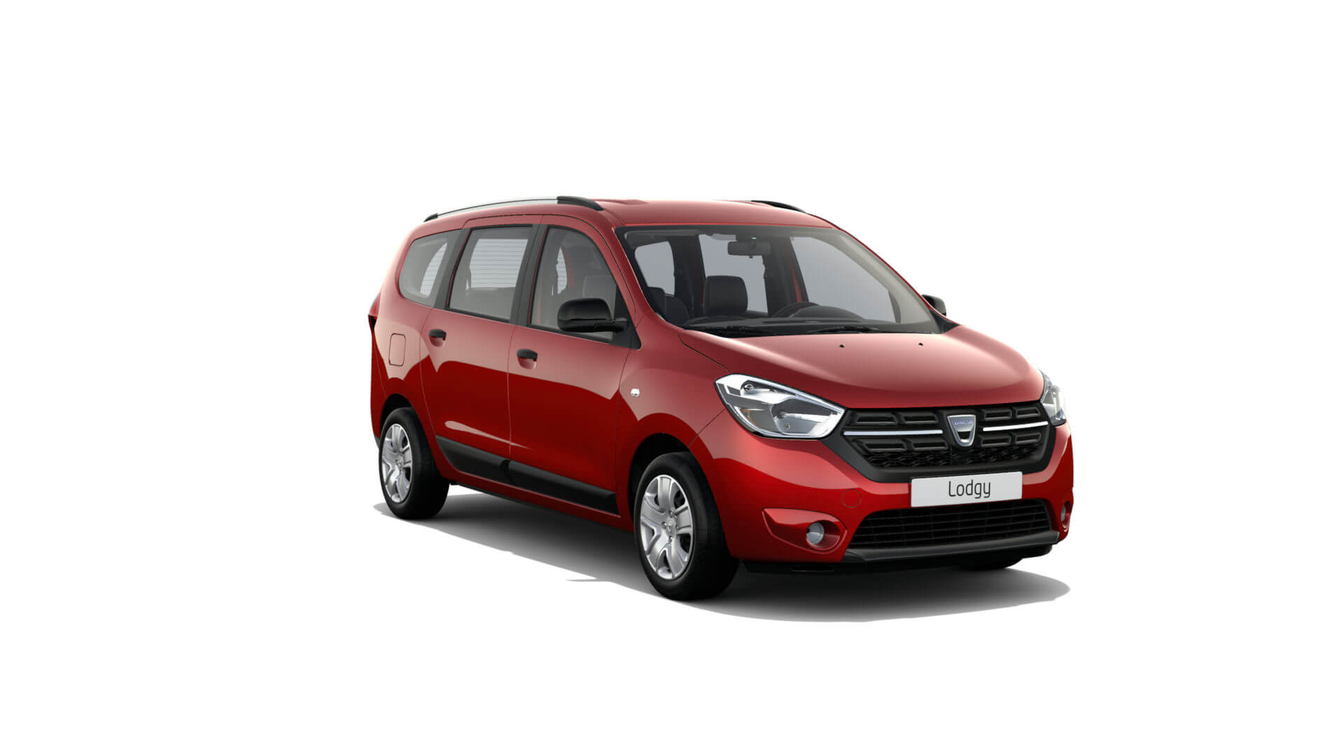 Automodell rot - Dacia Lodgy - Renault Ahrens Hannover