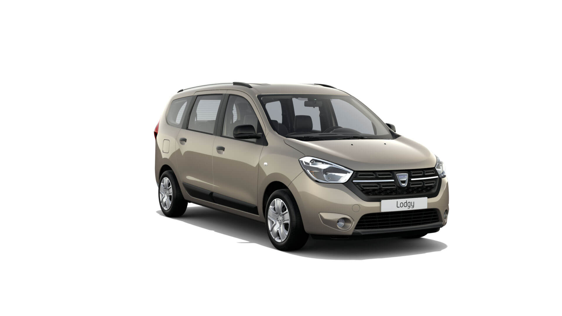 Automodell beige - Dacia Lodgy - Renault Ahrens Hannover