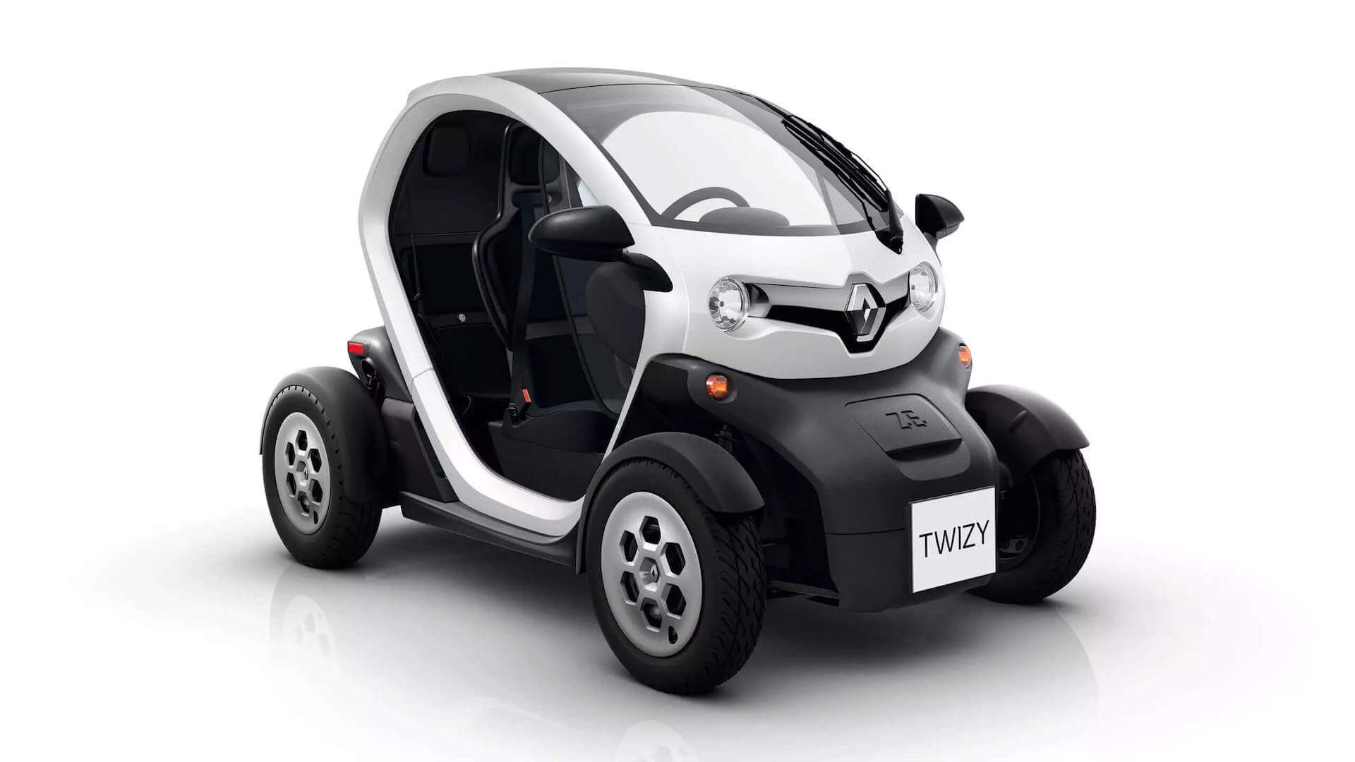 Frontansicht vom Auto - Renault Twizy - Renault Ahrens Hannover