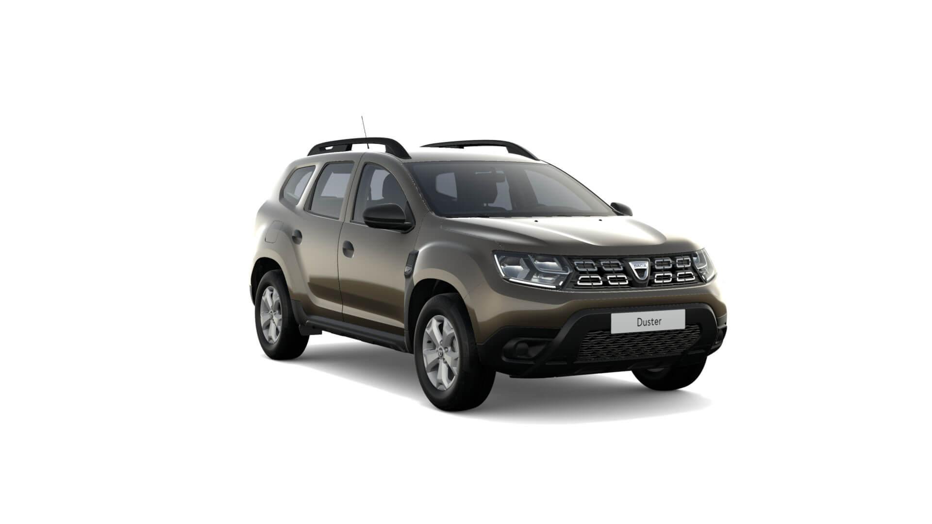 Automodell braungrün - Dacia Duster - Renault Ahrens Hannover