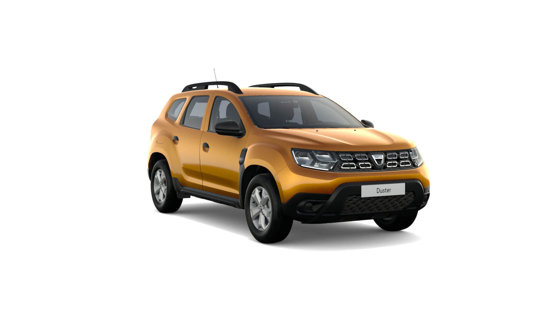 Automodell orange - Dacia Duster - Renault Ahrens Hannover